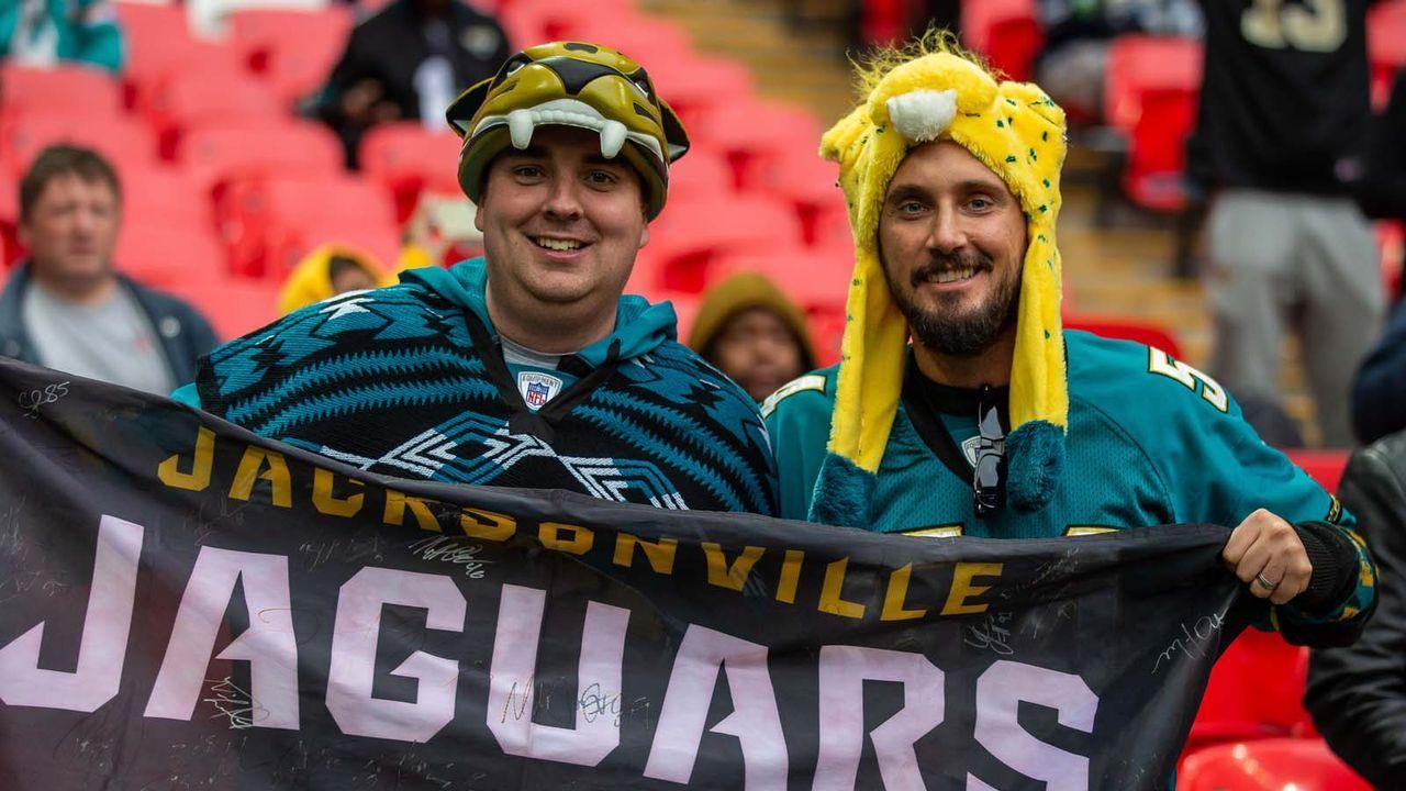 Jacksonville Jaguars  - Bildquelle: imago images/Action Plus