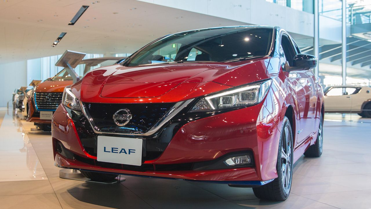 Nissan Leaf - Bildquelle: imago images/ZUMA Press