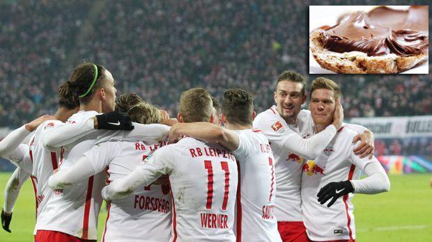 RB Leipzig: Nutella, Weizenprodukte, Zucker - Bildquelle: imago/Picture Point LE