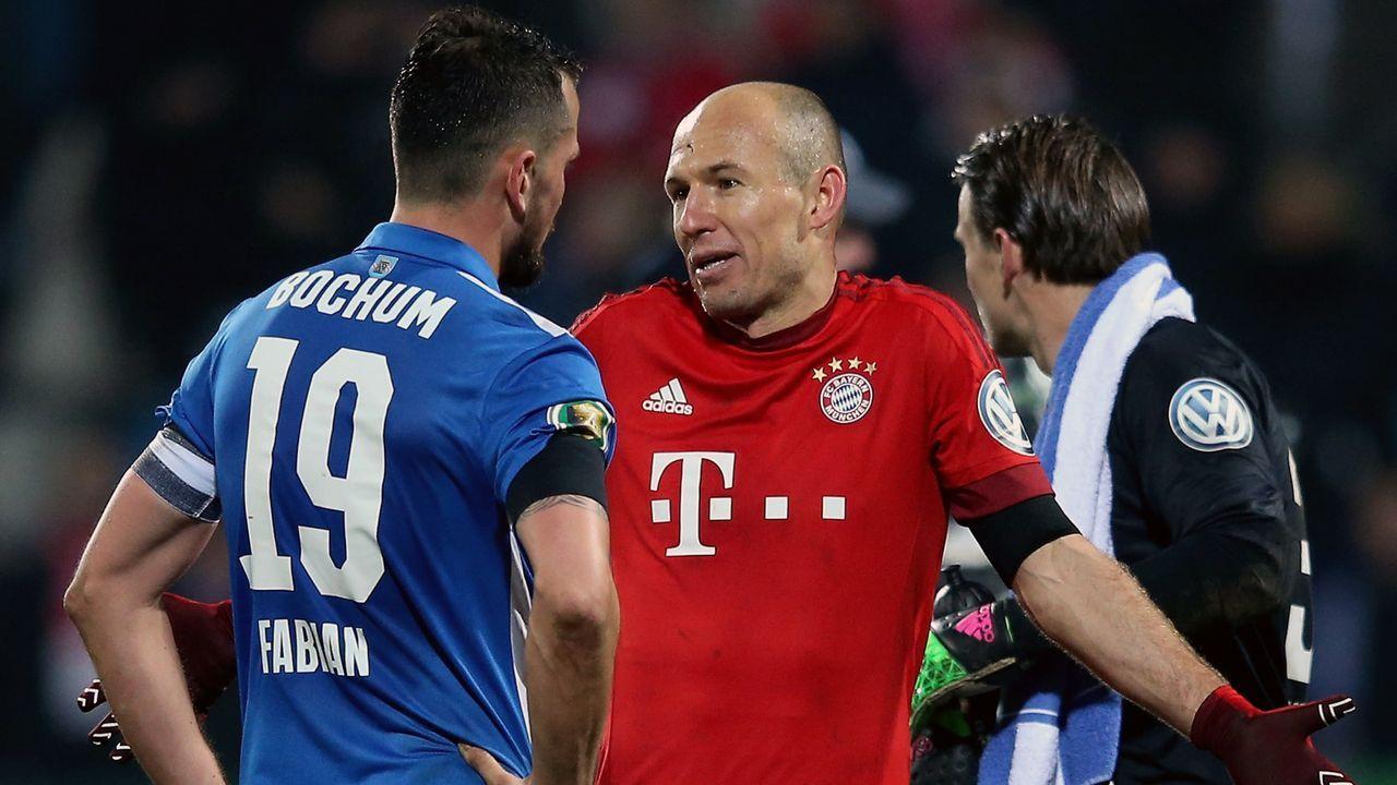 Bochum vs. Bayern: Duell mit Final-Garantie - Bildquelle: 2016 Getty Images