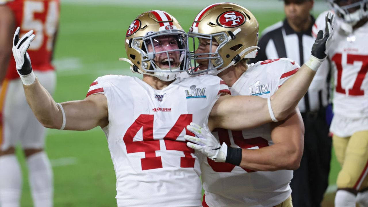 Kyle Juszczyk (San Francisco 49ers) - Bildquelle: Getty