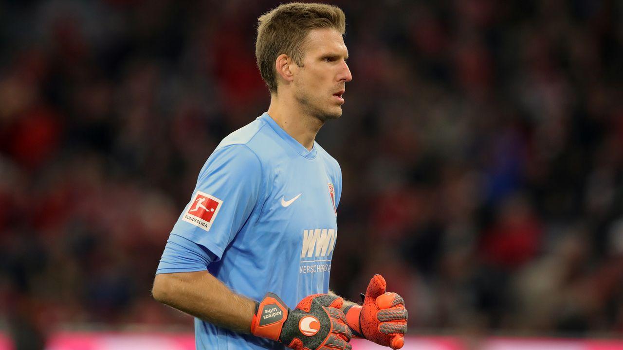 Andreas Luthe (FC Augsburg) - Bildquelle: 2018 Getty Images