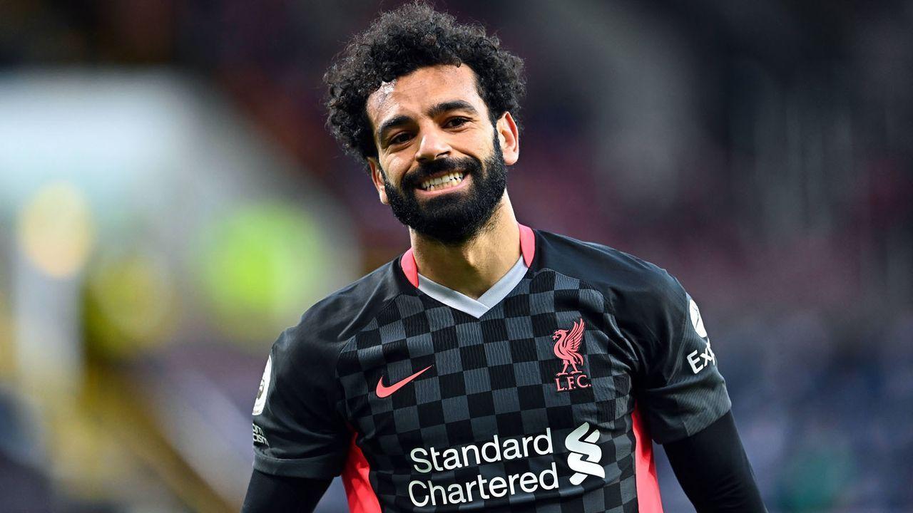 Angriff: Mohamed Salah (FC Liverpool) - Bildquelle: imago images/PA Images