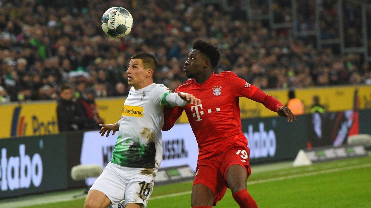 Stefan Lainer (Borussia Mönchengladbach) - Bildquelle: Imago Images