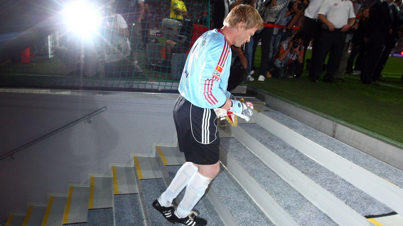 Über 600 Pflichtspiele für Bayern - Bildquelle: 2008 Getty Images