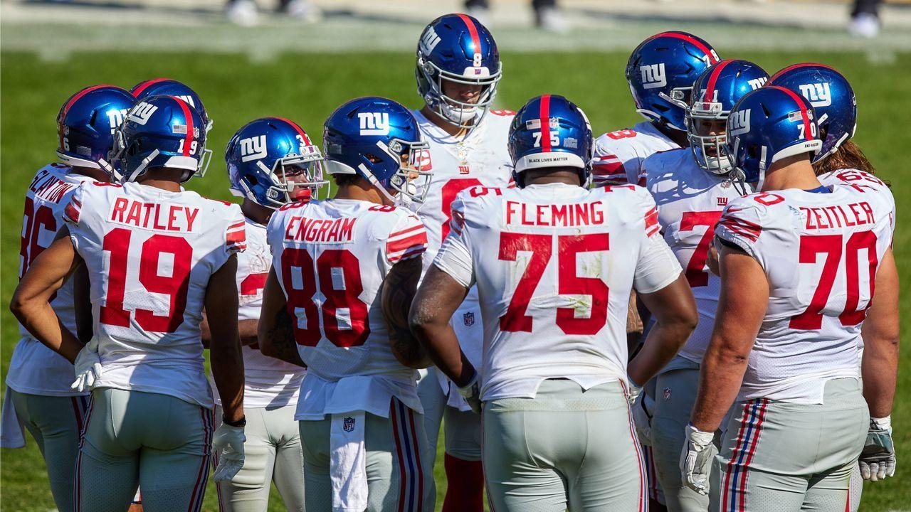New York Giants - Bildquelle: Imago