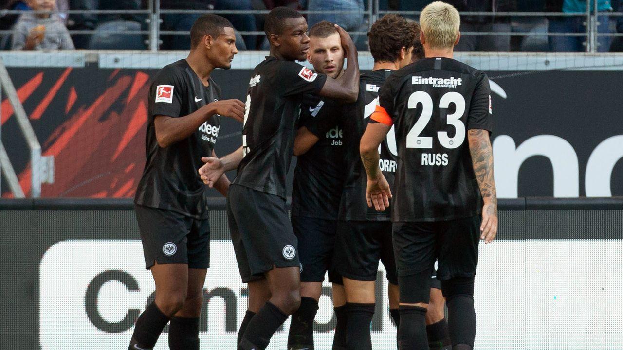 Platz 10 - Eintracht Frankfurt - Bildquelle: 2018 Getty Images