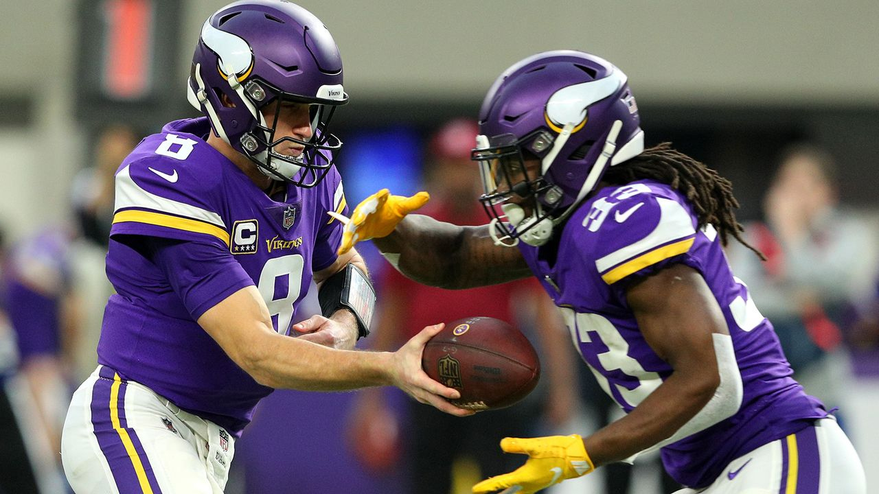 Platz 8: Minnesota Vikings - Bildquelle: 2018 Getty Images