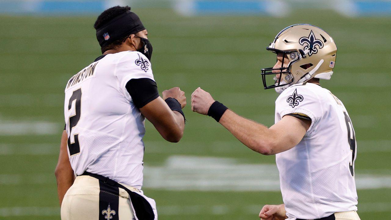 New Orleans Saints - Wie sehr fehlt Drew Brees?  - Bildquelle: 2021 Getty Images