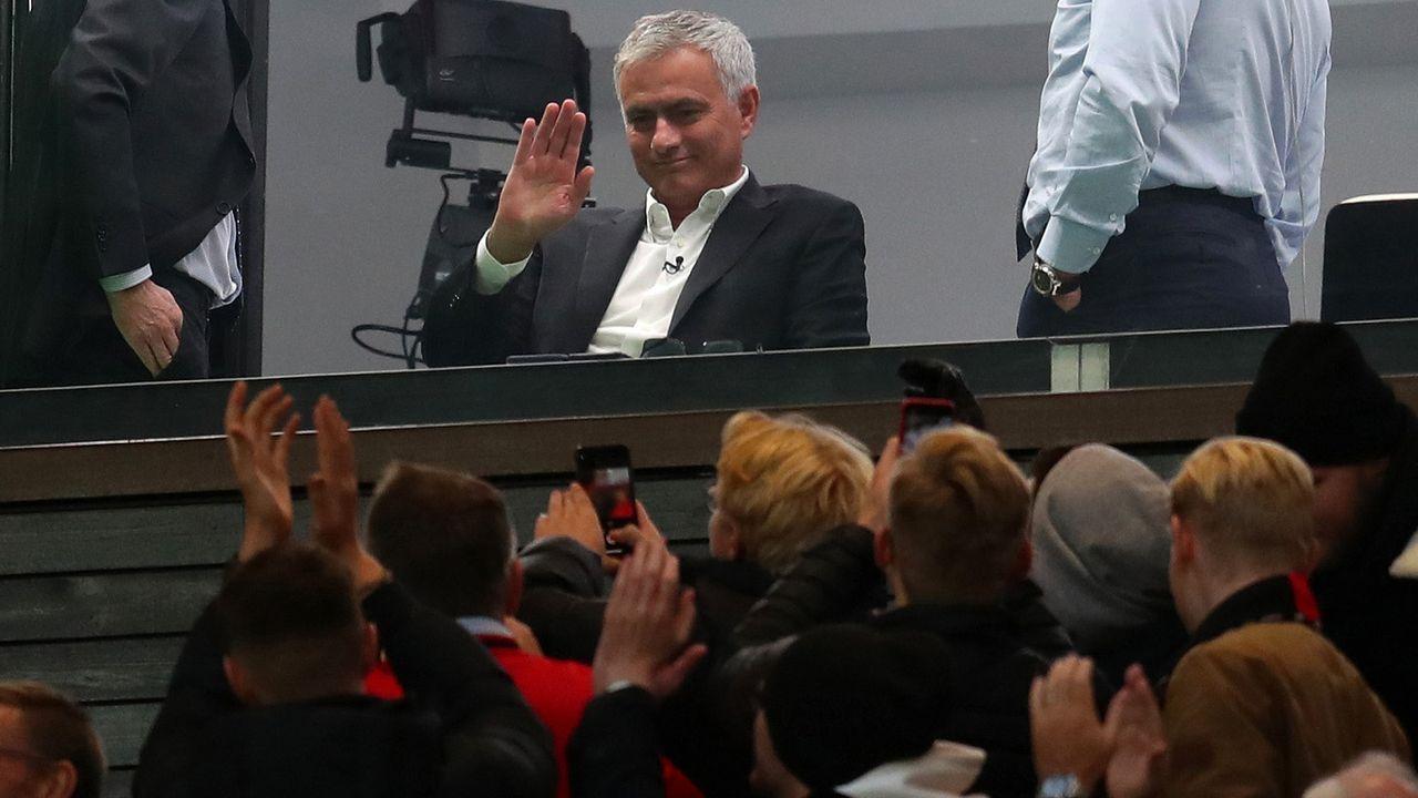 Jose Mourinho (vereinslos) - Bildquelle: Getty Images