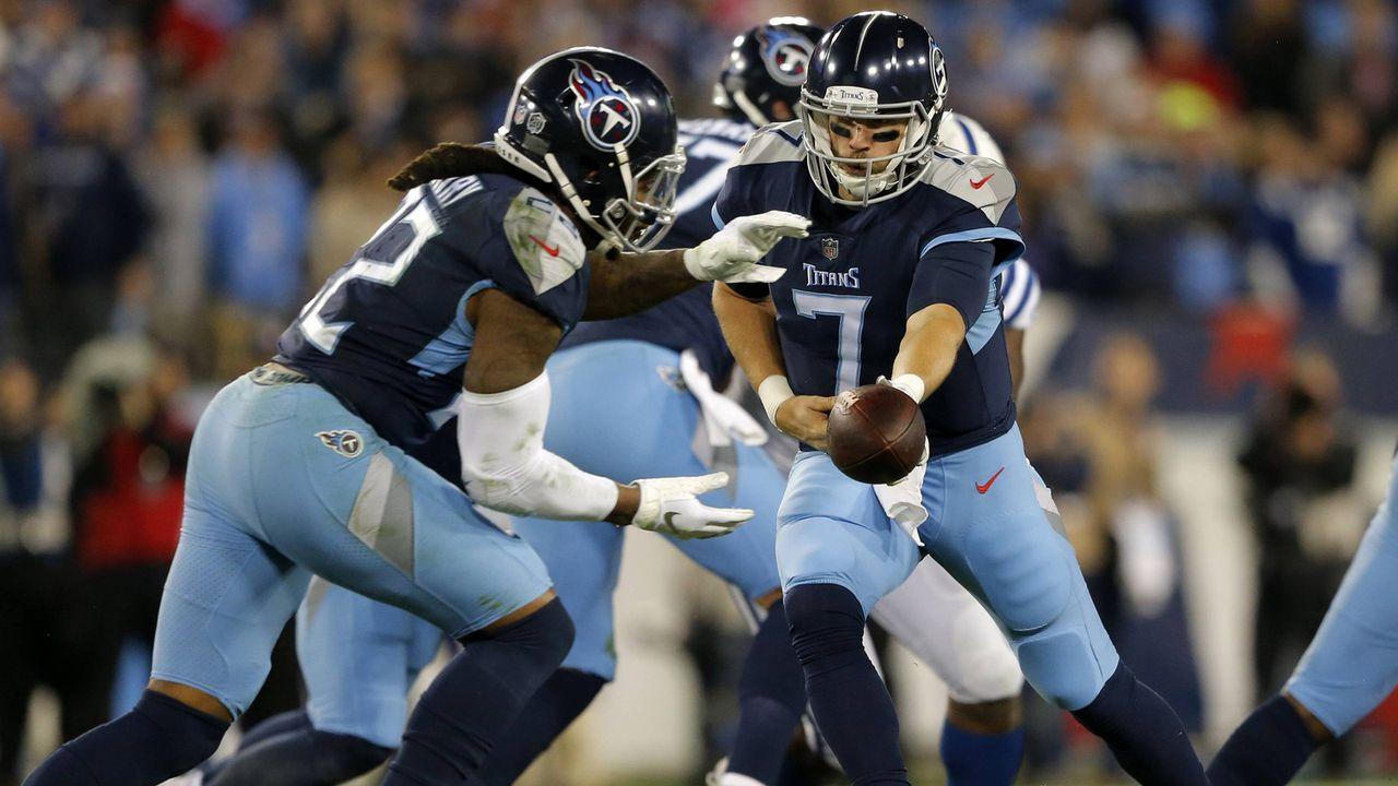 Platz 32: Tennessee Titans - Bildquelle: 2016 Getty Images