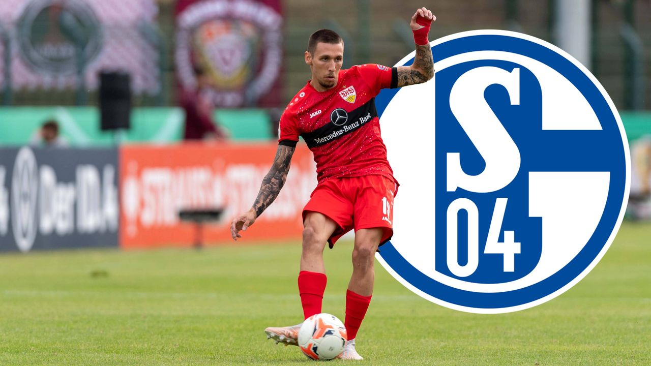 Darko Churlinov (FC Schalke 04) - Bildquelle: imago images/camera4+