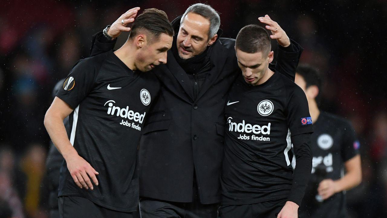 Gewinner: Europa-League-Reise von Eintracht Frankfurt - Bildquelle: 2019 Getty Images
