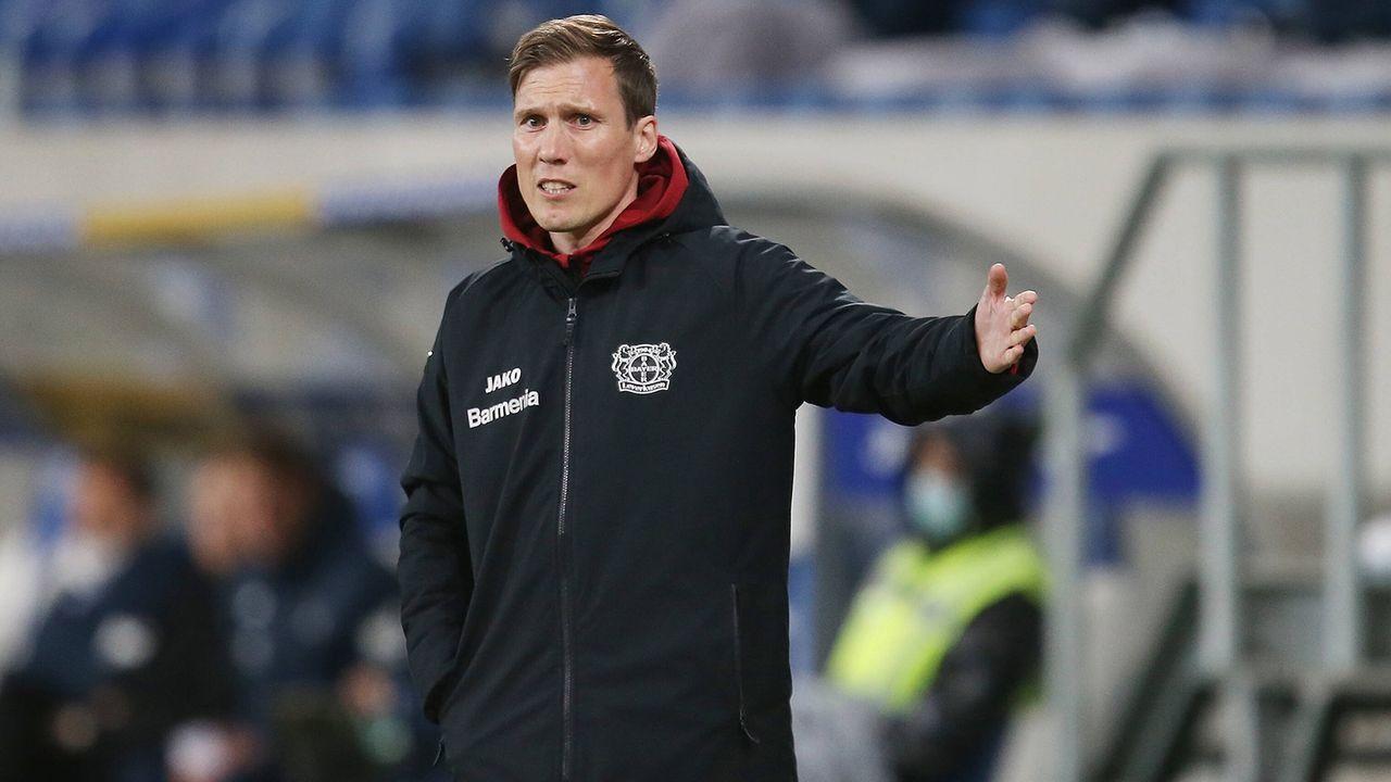 Bayer Leverkusen: Wolf bis Saisonende - und dann? - Bildquelle: Imago Images