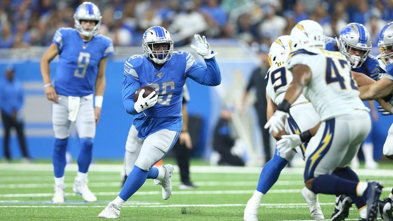 C.J. Anderson (Detroit Lions) - Bildquelle: Getty
