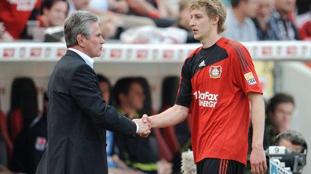 2009 bis 2011 Bayer Leverkusen - Bildquelle: imago sportfotodienst