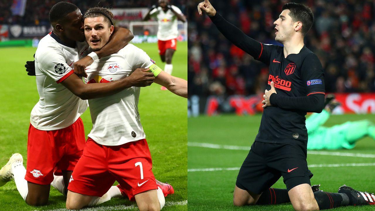 RB Leipzig gegen Atletico Madrid - Bildquelle: Getty Images