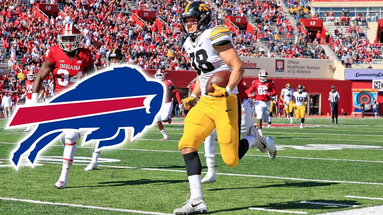 Pick 9: T.J. Hockenson - Buffalo Bills - Bildquelle: Getty