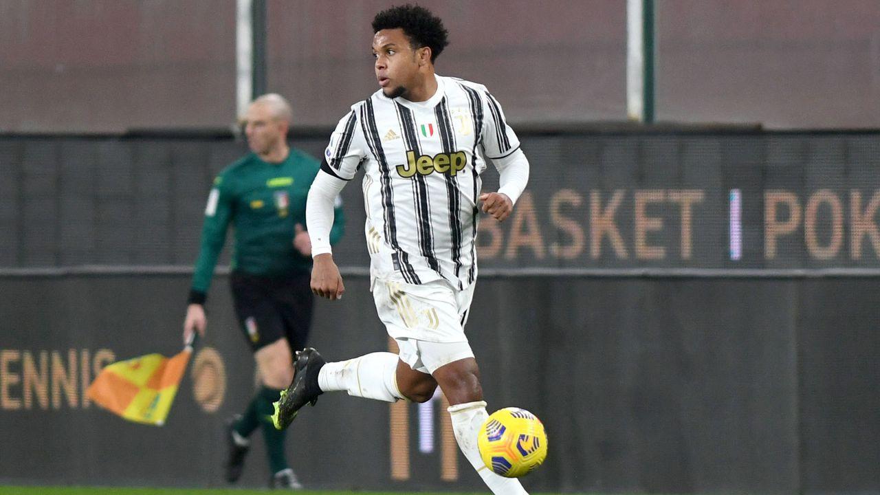 Weston McKennie (Juventus Turin) - Bildquelle: Imago Images