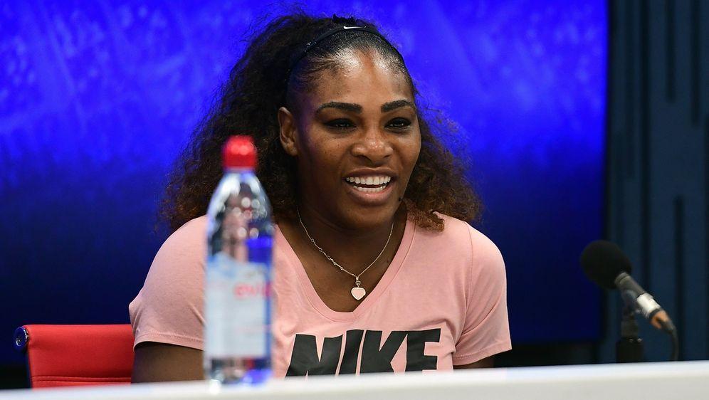 Serena Williams veröffentlicht Video - Bildquelle: Imago