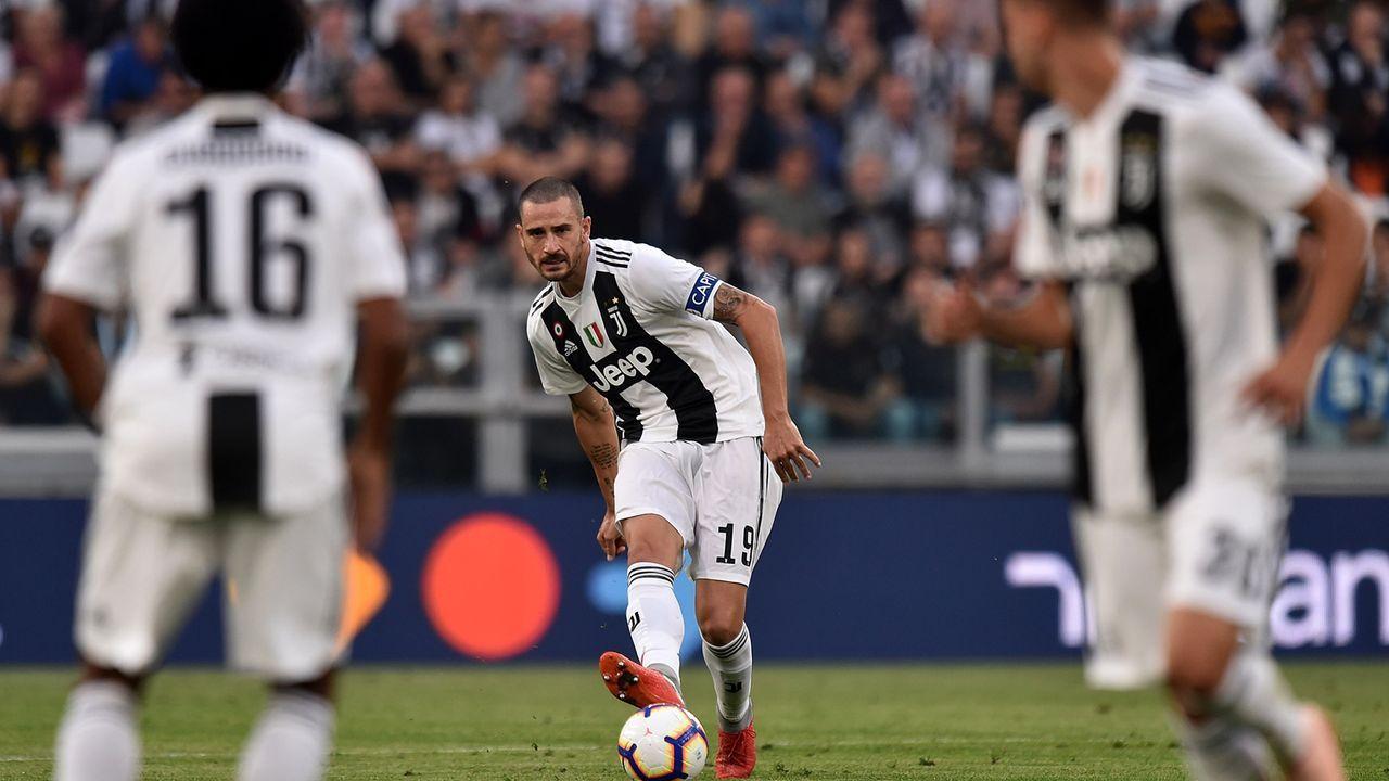 Platz 6: Juventus Turin - Bildquelle: 2018 Getty Images