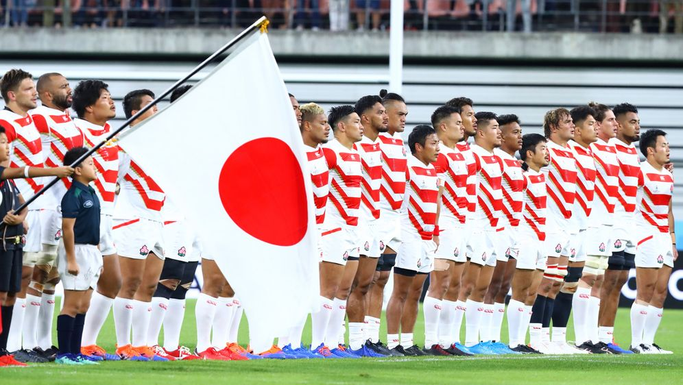 Die japanische Auswahl wusste bislang bei der WM seine Zuschauer zu beeindru... - Bildquelle: imago