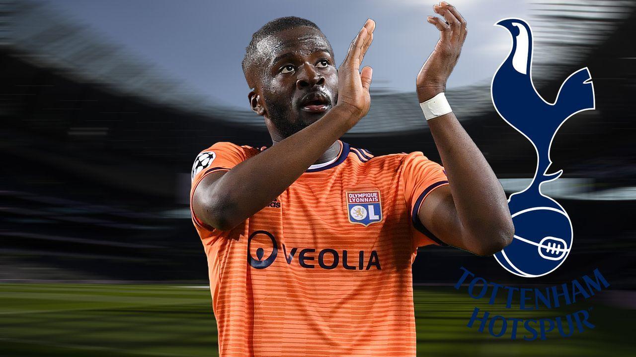 Tanguy Ndombele (Tottenham Hotspur)  - Bildquelle: imago