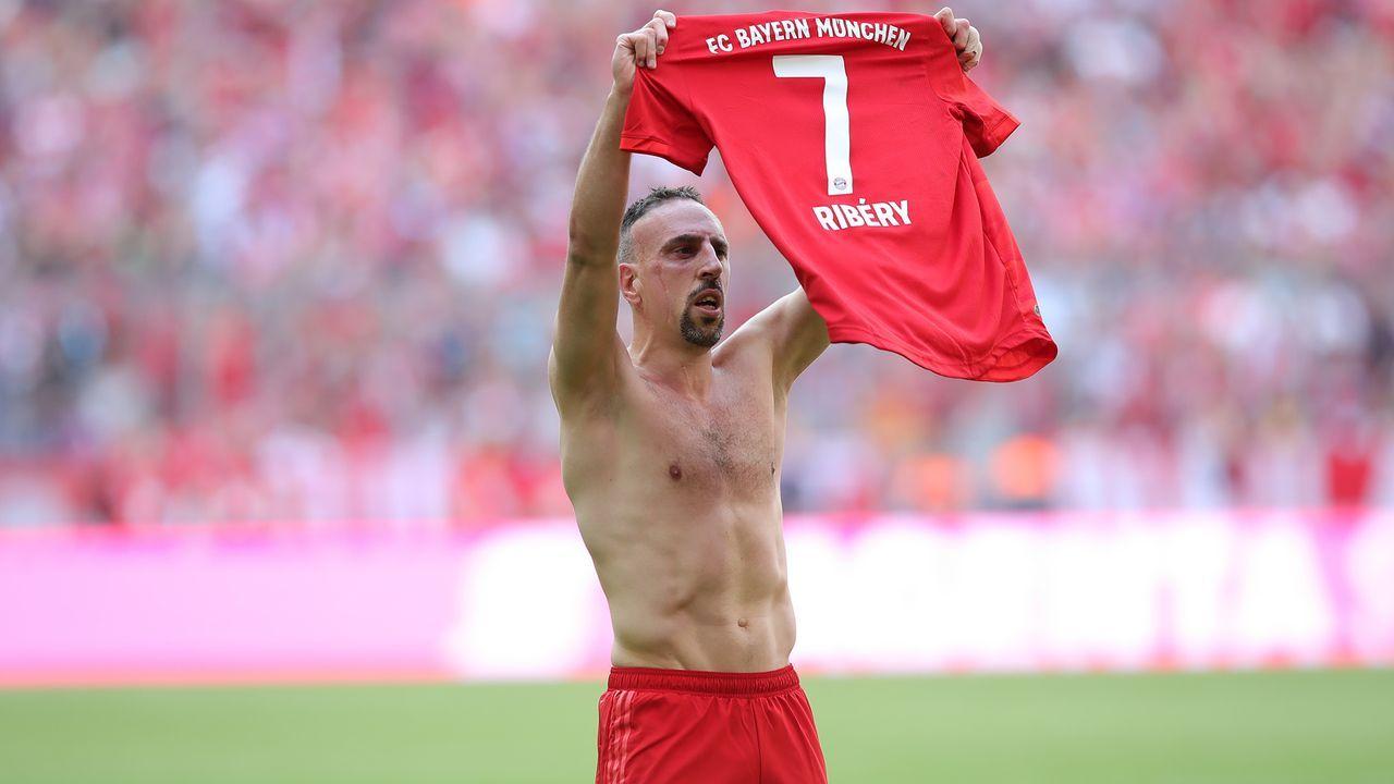 Franck Ribery - Bildquelle: 2019 Getty Images