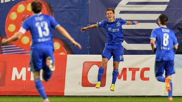 Platz 9: Dinamo Moskau - 67.900.000 Euro - Bildquelle: getty