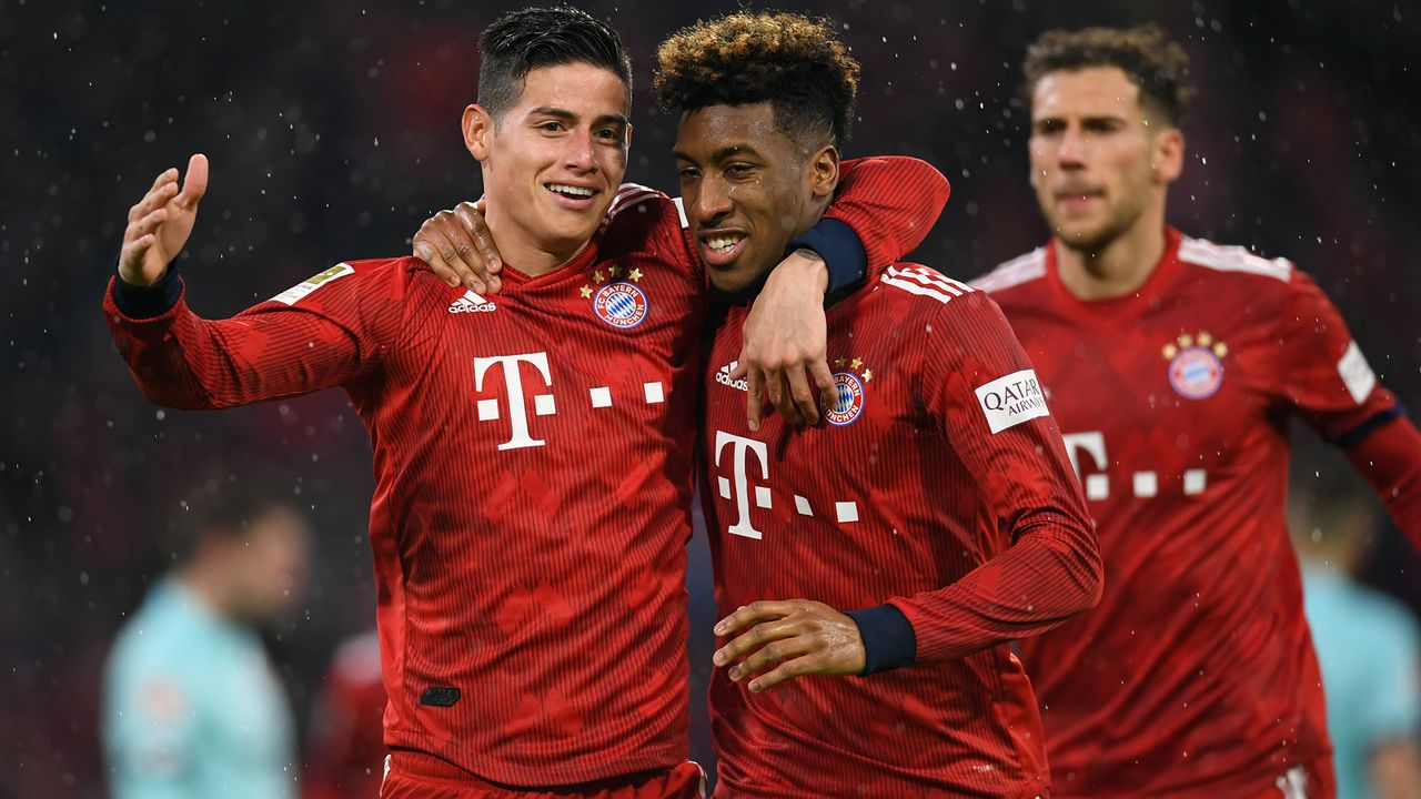Platz 1: Bundesliga (Deutschland) - Bildquelle: 2019 Getty Images