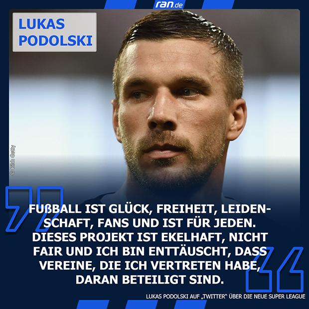 Lukas Podolski Link in Bio