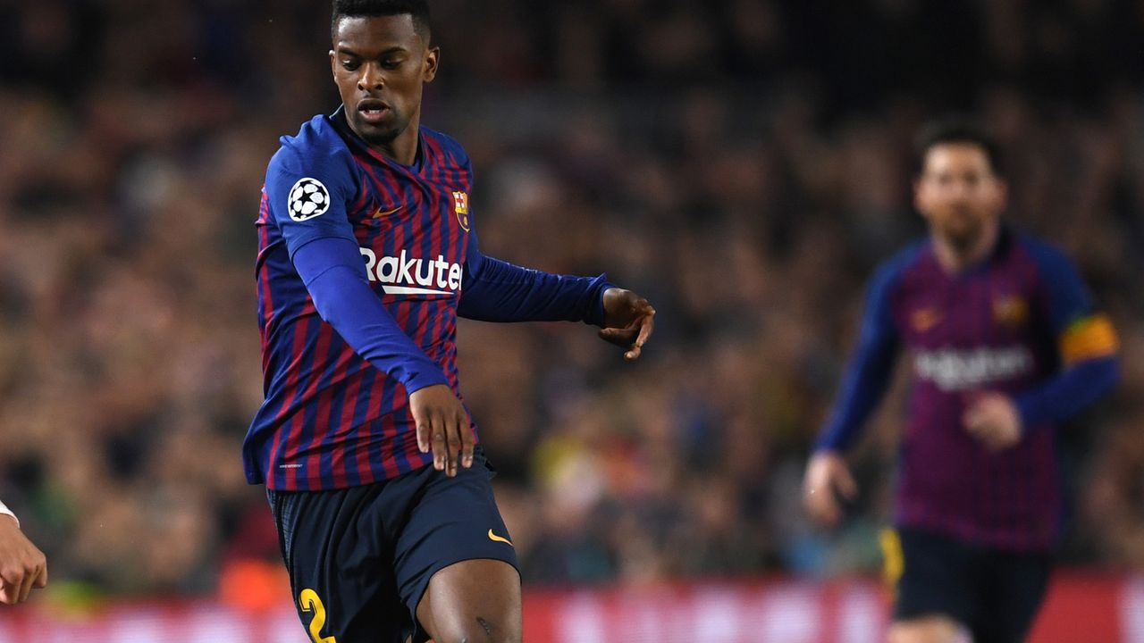 Nelson Semedo - Bildquelle: Getty