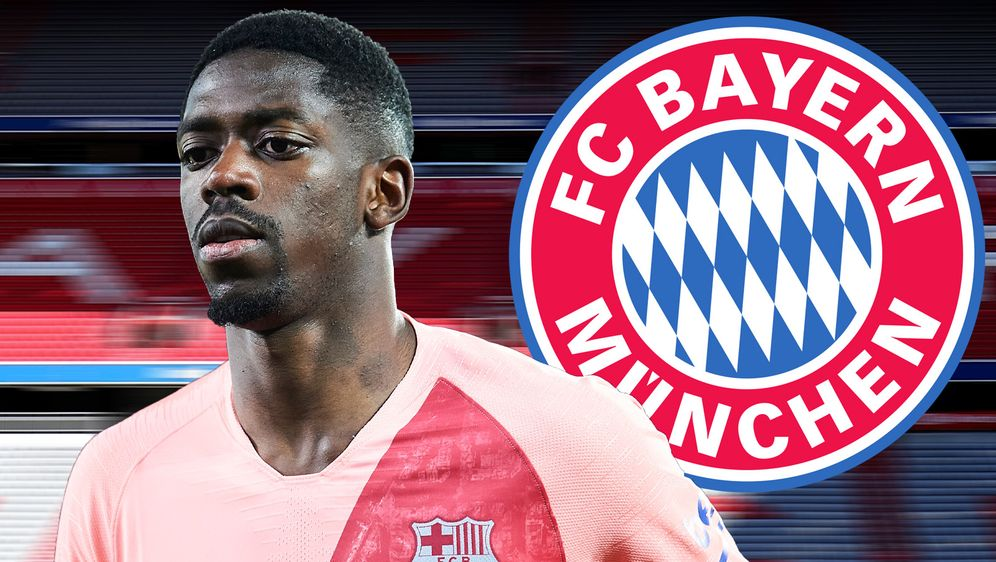 Bayern macht offenbar Ernst bei Ousmane Dembele - Bildquelle: AFPSIDPAU BARRENA