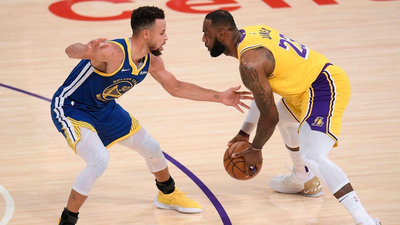 Die Play-In-Paarungen der NBA - Bildquelle: 2021 Getty Images