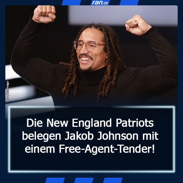 Jakob Johnson Patriots Link in Bio