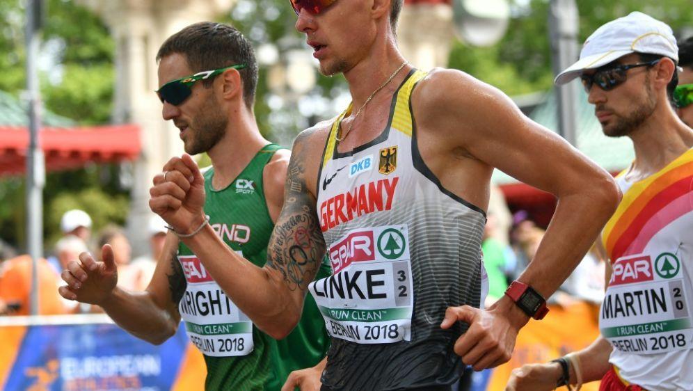 Christopher Linke gewinnt in Tokio keine Medaille - Bildquelle: AFPSIDANDREJ ISAKOVIC