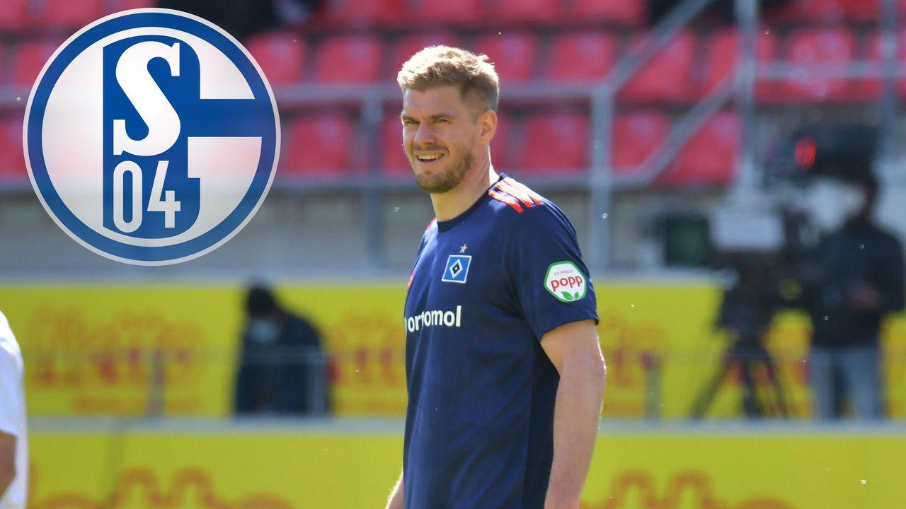 Ab 2021 Schalke 04 - Bildquelle: imago images/Jan Huebner