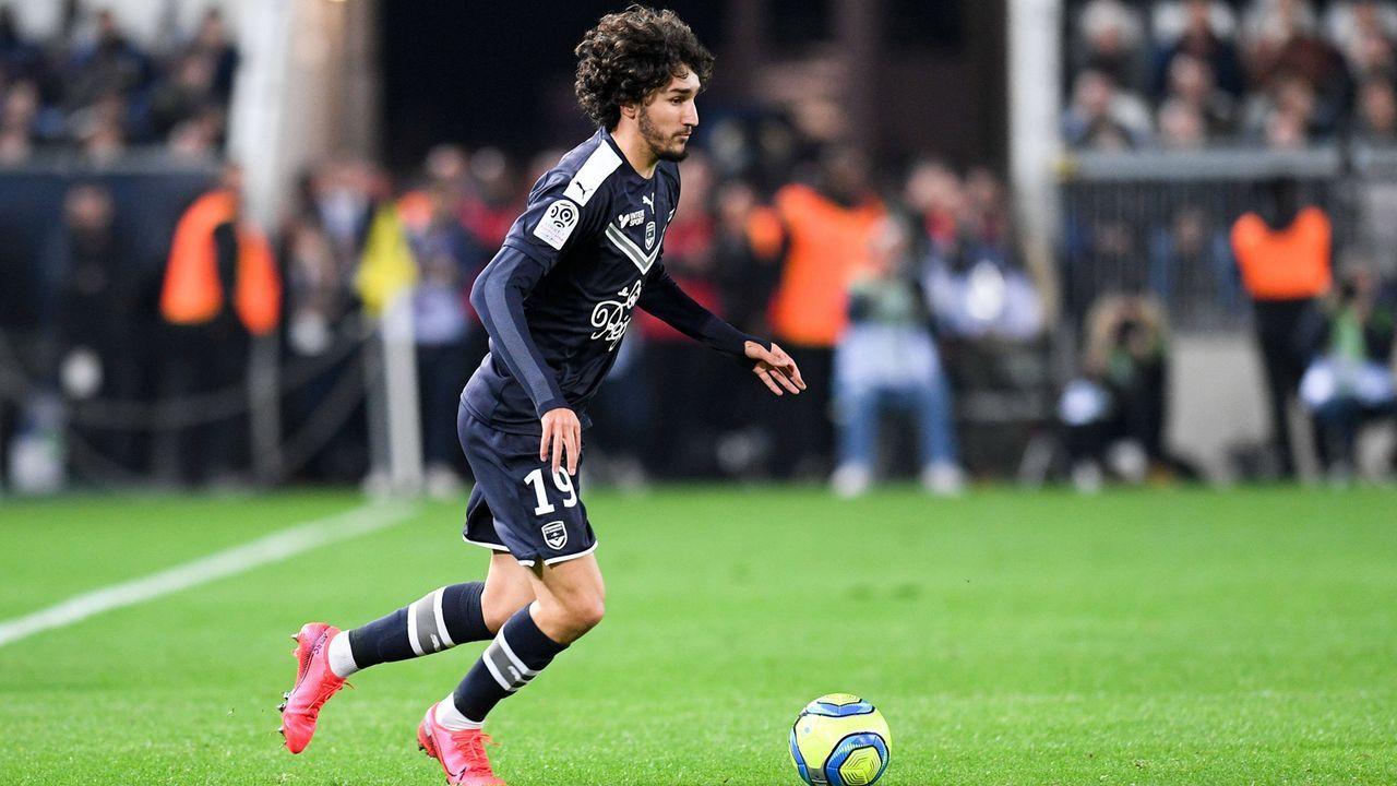 Yacine Adli (heute Girondins Bordeaux) - Bildquelle: imago images/PanoramiC