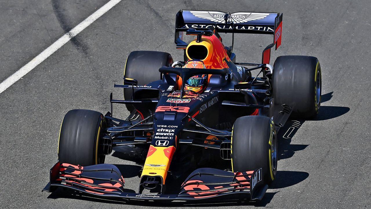 Red Bull RB16 (2020) - Bildquelle: 2020 Getty Images