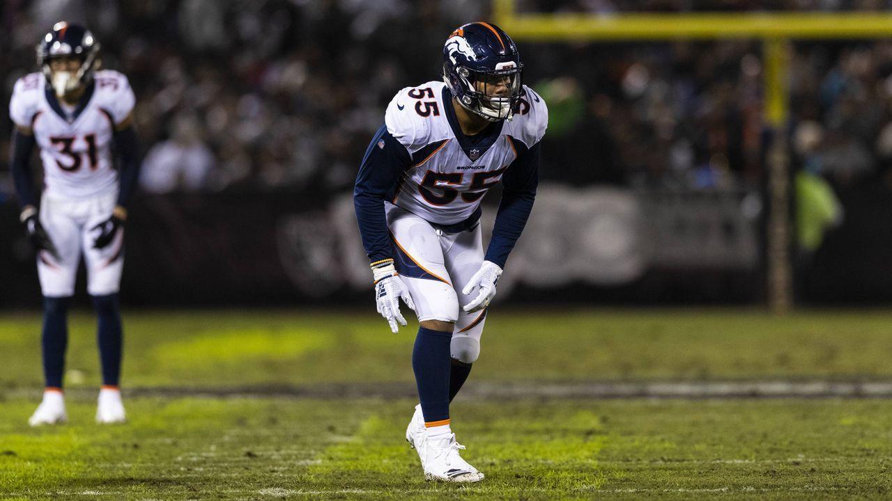 Pick 5: Bradley Chubb  (Linebacker, Denver Broncos) - Bildquelle: imago/Icon SMI