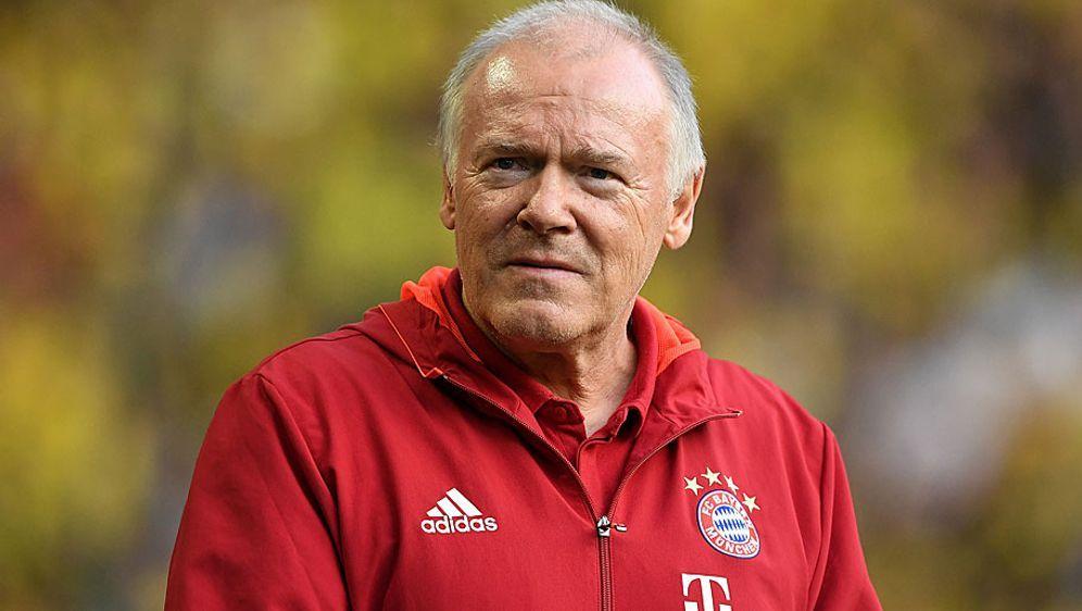 Kennt sich auf dem Torhütermarkt aus: Bayerns Co-Trainer Hermann Gerland sol... - Bildquelle: 2016 Getty Images