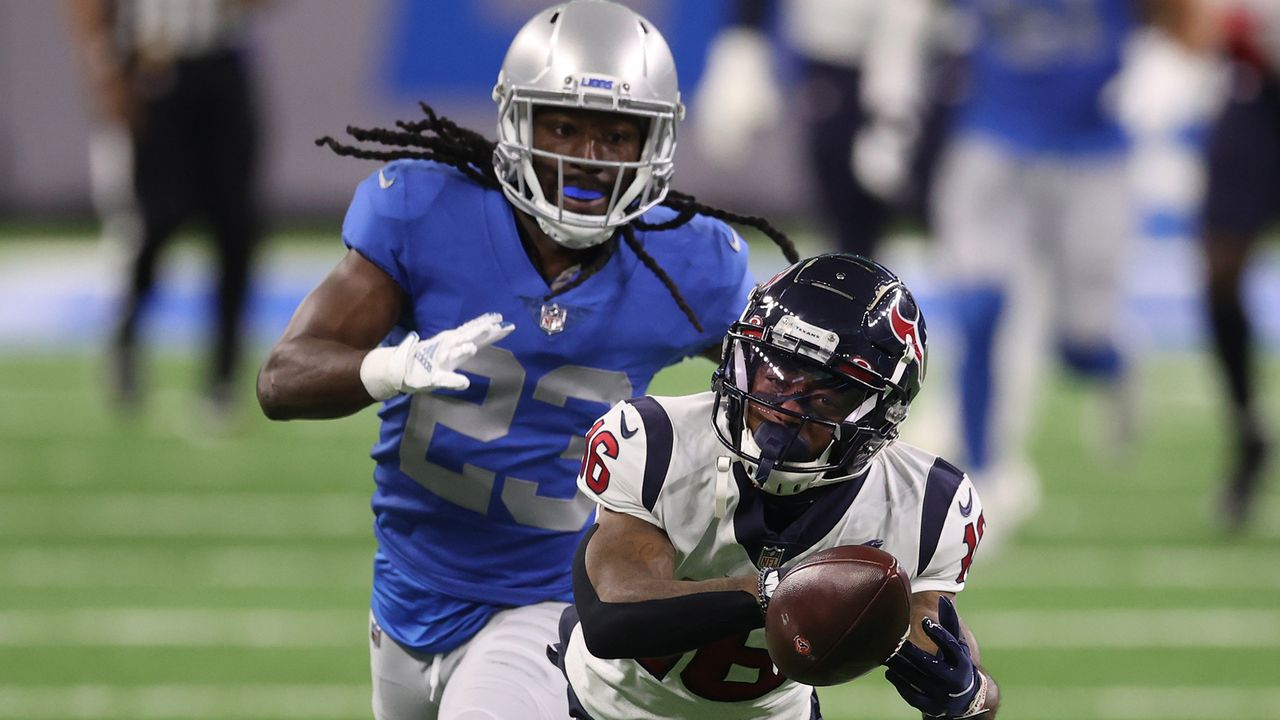 Wide Receiver: Keke Coutee (vs. Indianapolis Colts) - Bildquelle: 2020 Getty Images