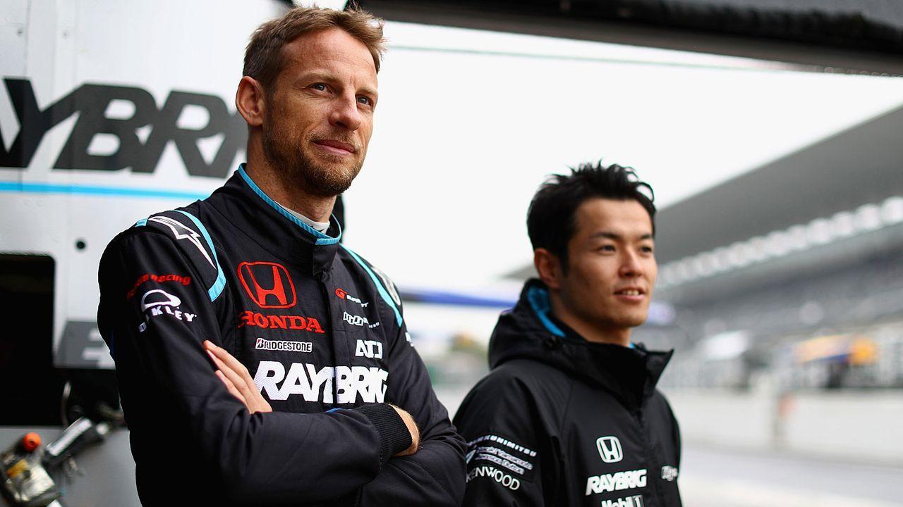 Jenson Button (306 Formel-1-Rennen) - Bildquelle: Getty Images