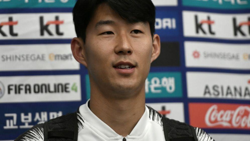 Ex-Leverkusener Son nach Korea-Duell geschockt - Bildquelle: AFPSIDJUNG YEON-JE
