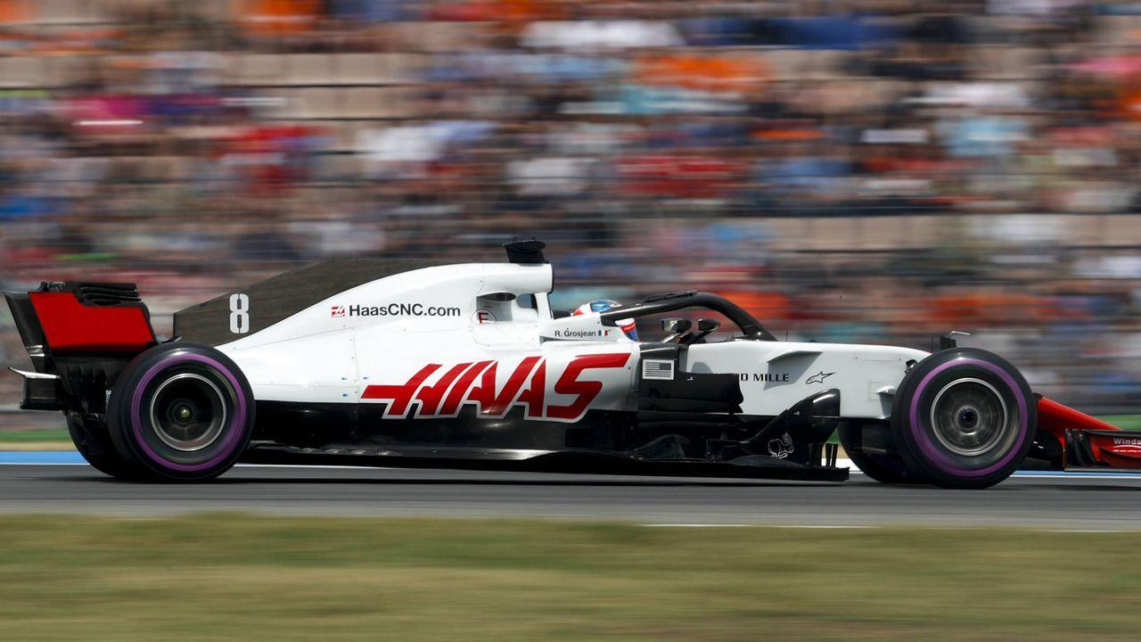 9. Haas F1 - Bildquelle: imago/HochZwei