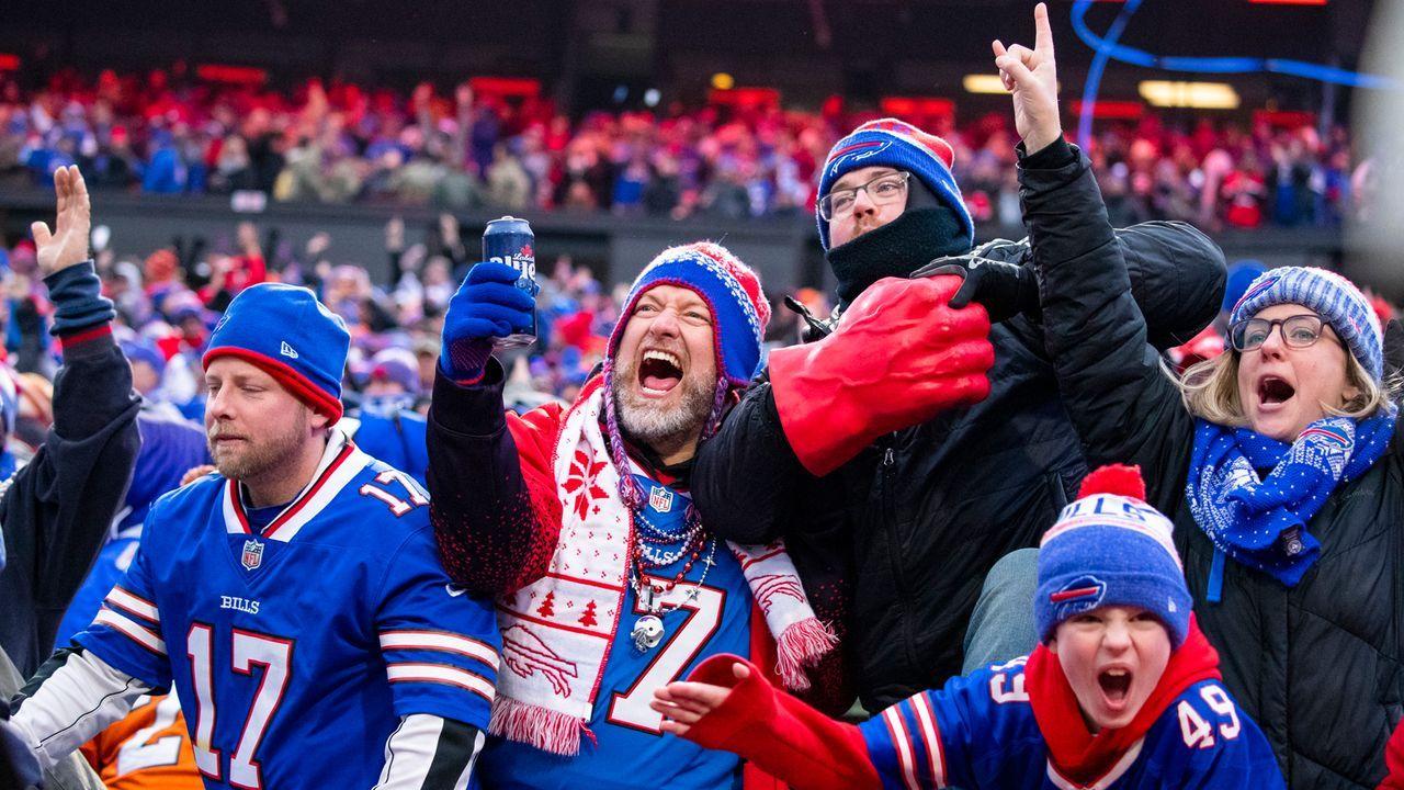 Buffalo Bills  - Bildquelle: 2019 Getty Images