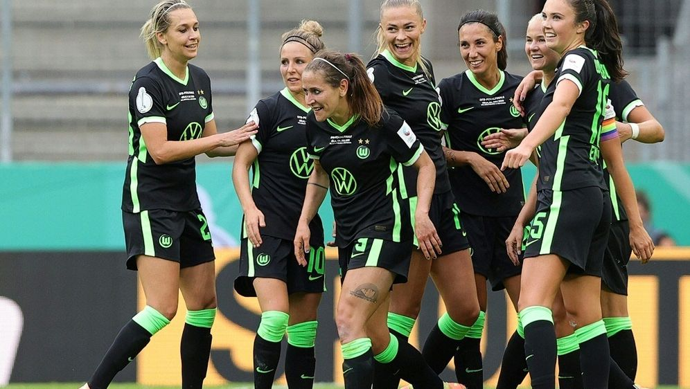 Der VfL Wolfsburg gewinnt den DFB-Pokal - Bildquelle: FIROFIROSID