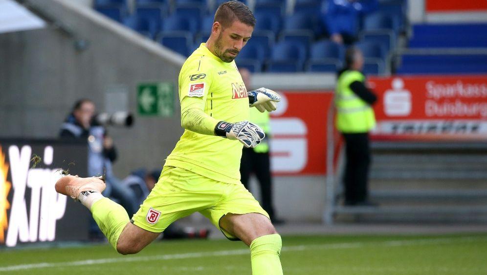 Philipp Pentke schließt sich der TSG Hoffenheim an - Bildquelle: FIROFIROSID