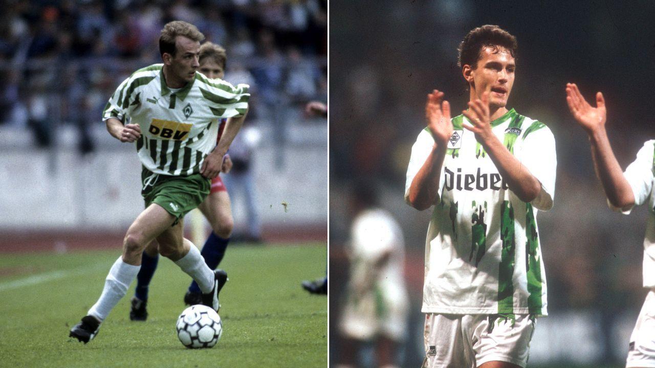 Saison 1994/95 - Bildquelle: Imago Images