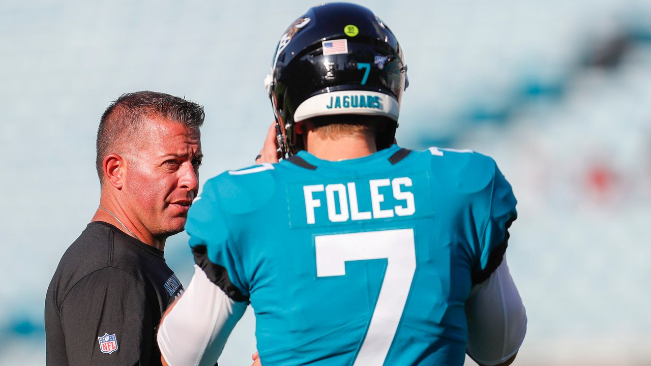 Foles kennt die Trainer  - Bildquelle: 2019 Getty Images